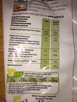 P'tit snack romarin basilic - Informations nutritionnelles