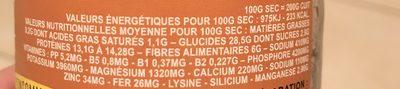 Petit épeautre - Ingrediënten