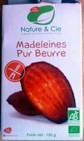Madeleine pur beurre - Produit - fr