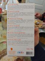 Madeleine pur beurre - Ingrédients - fr