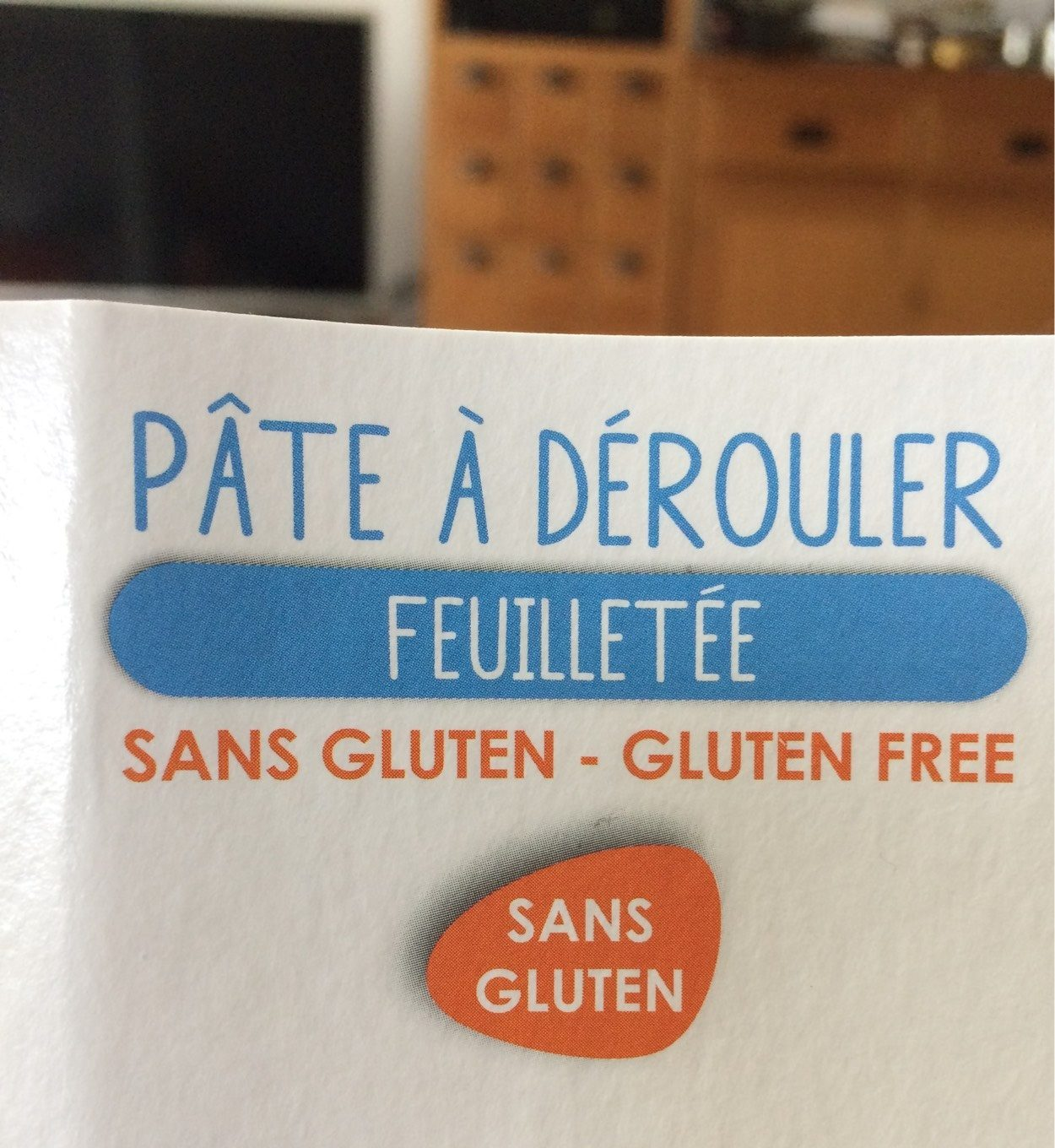 Pate feuilletee - Product - fr