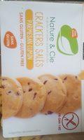 Epicerie / Apéritifs Bio / Biscuits Apéritif Bio - Voedingswaarden