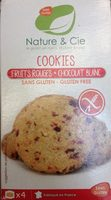 Cookies fruits rouges+choco blc - Producto
