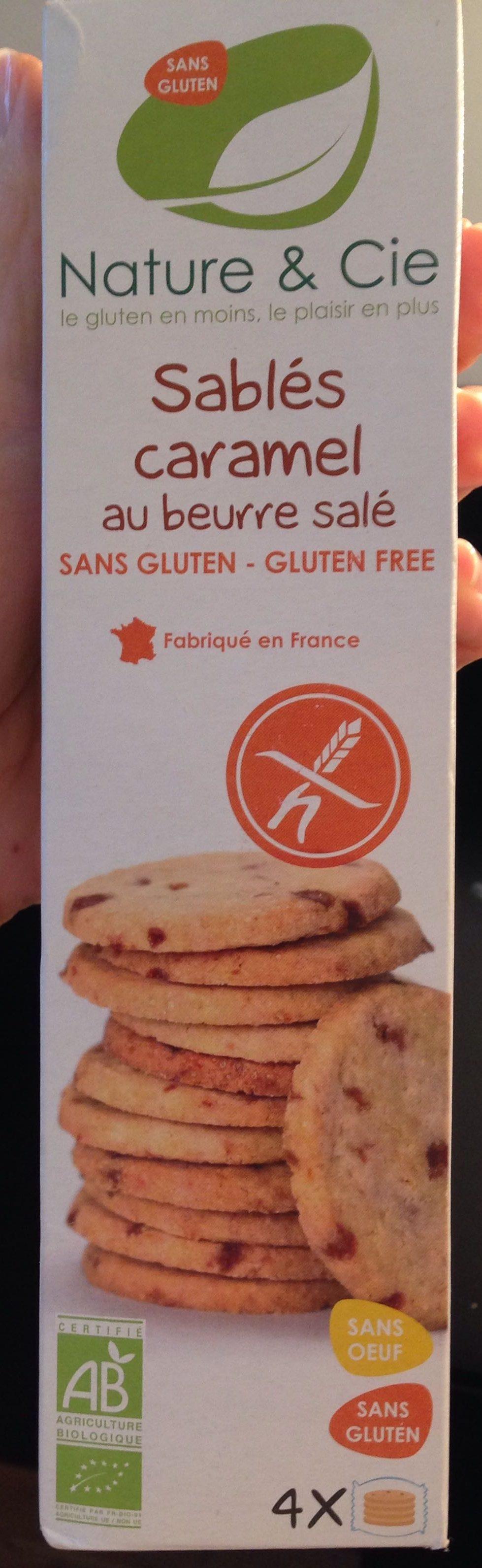 Sablés caramel au beurre salé - 产品 - fr