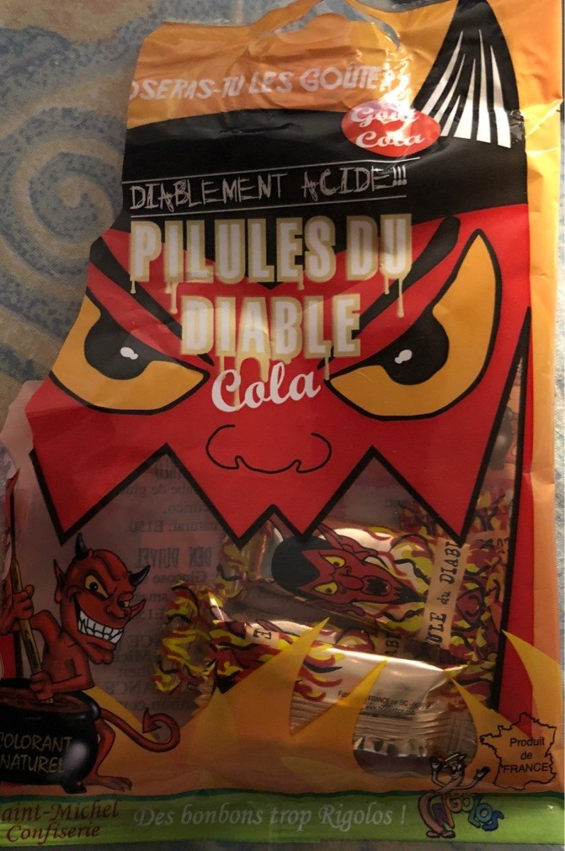 Pilule du diable (Cola) - Produit - fr