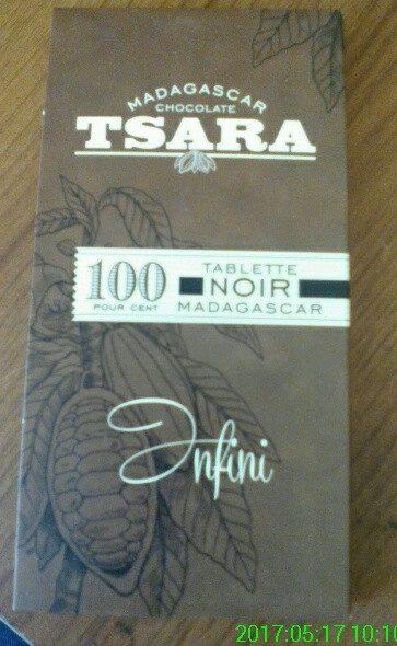 Chocolat TSARA - Produit - fr