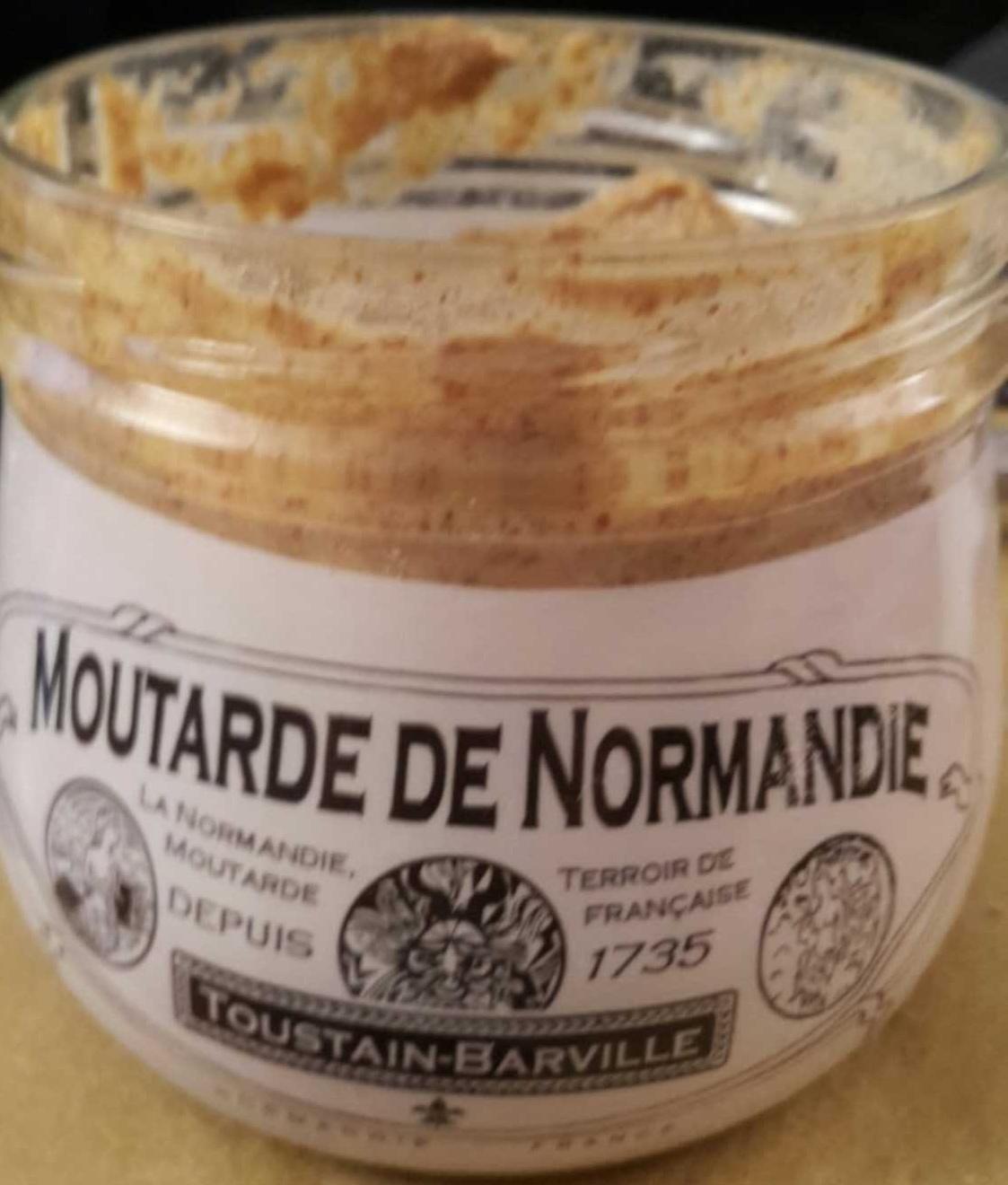 Moutarde de Normandie - Product - fr