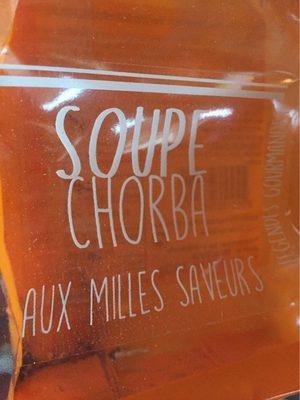 Soupe chorba - Product - fr