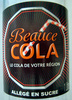 Beauce Cola - Product