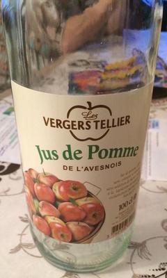 Jus de pomme de l'Avesnois - Produit - fr