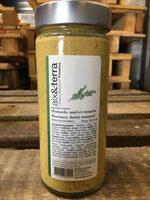 Préparation à base de moutarde, miel et romarin - Product