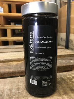 caramel aux épices - Product
