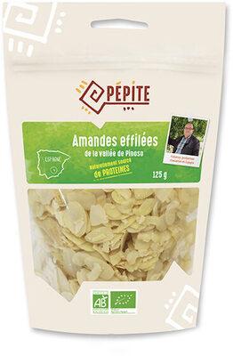 Amandes Effilées - Produit - fr
