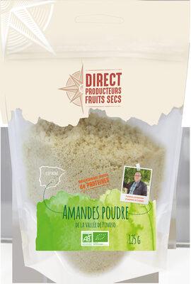 Amandes Poudre - Espagne - Produit