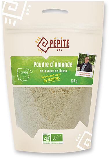 Poudre d'Amandes - Espagne - Instruction de recyclage et/ou informations d'emballage - fr