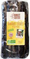 Bananes séchées 250g - Produit - fr