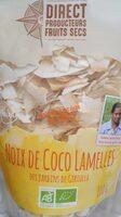 Noix de coco lamelles - Product - fr