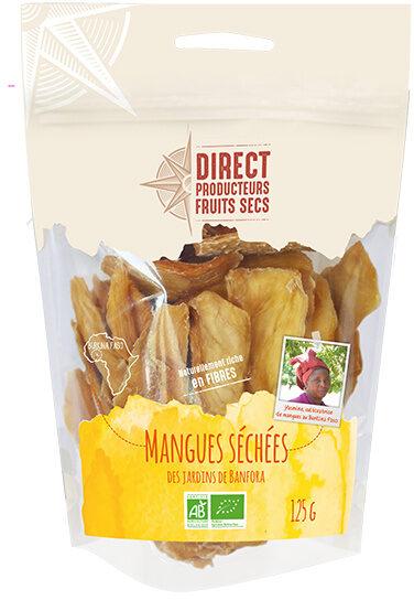 Mangues séchées bio - Product - fr