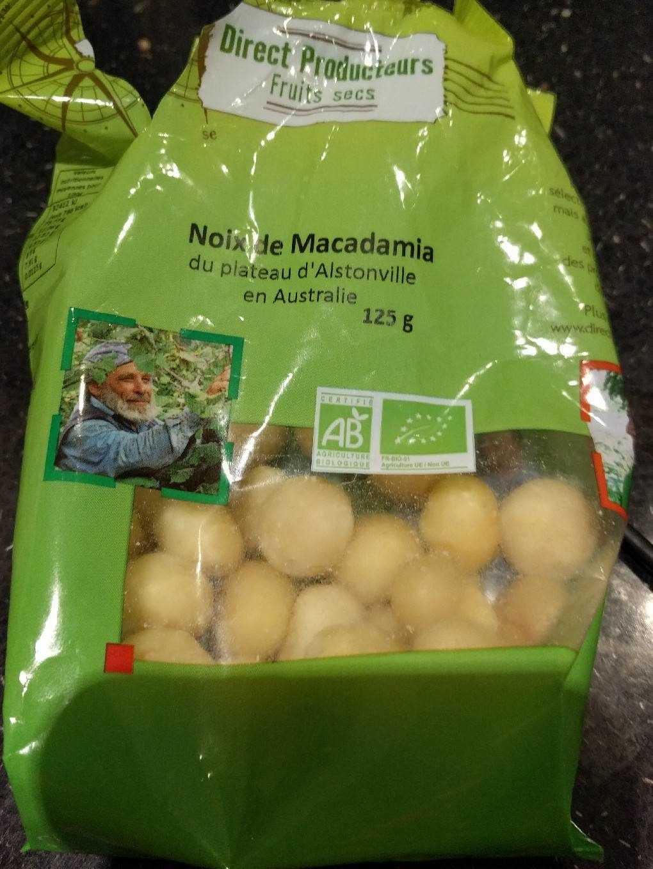 Noix de Macadamia - Product - fr