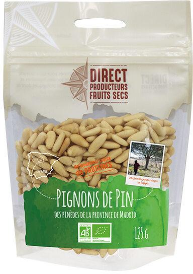 Pignons de pin - Produit - fr
