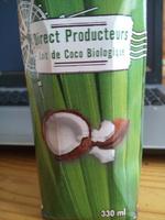 Lait de Coco Biologique - Product - en
