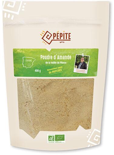 Amandes Poudre - Espagne - Instruction de recyclage et/ou informations d'emballage - fr