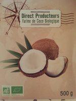 Farine de Coco Biologique - Product
