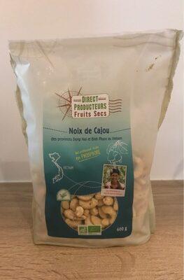 Noux de Cajou des Collines du Sud Vietnam - Produit - fr