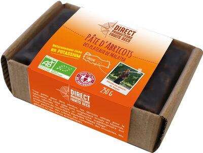 Pâte d'abricots de Turquie - Produit - fr