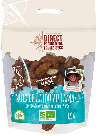 Noix de Cajou au Tamari 125g - Produit - fr