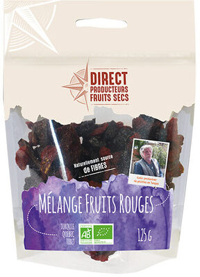 Mélange fruits rouges - Product - fr