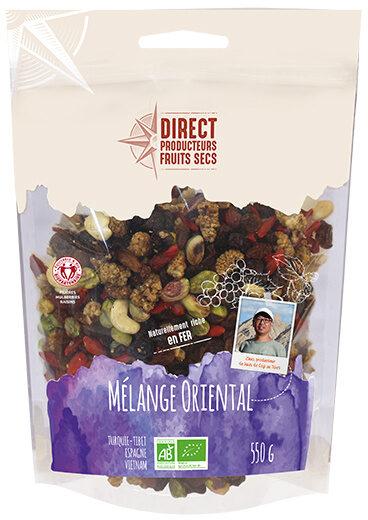 Mélange Oriental - Produit - fr