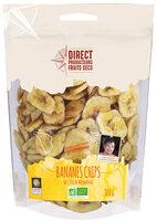 Banane chips - Produit - fr