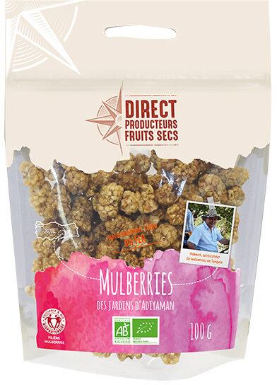 Mulberries séchées - Produit