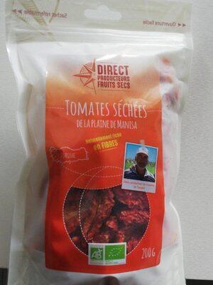Tomates séchées de la plaine de MANISA - Produit - fr