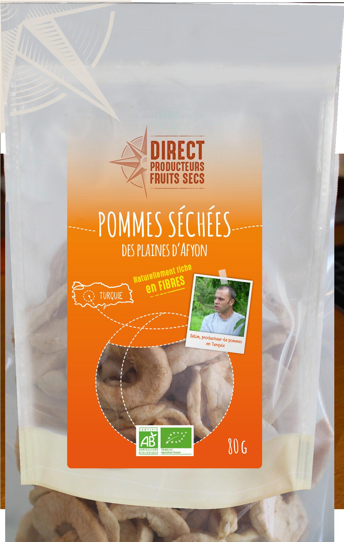 Pommes séchées - Product - fr
