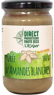 Purée d'amande blanche - Produit - fr