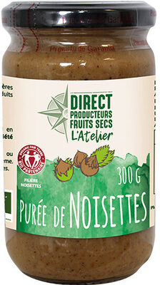 Purée de noisettes - Produit - fr