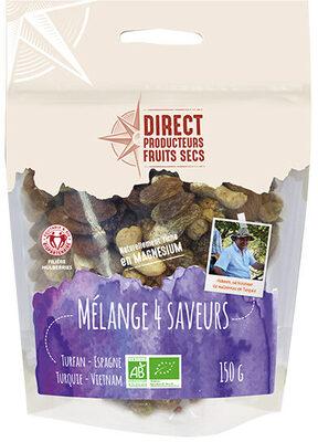 Mélange 4 saveurs - Product