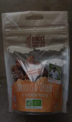 Abricots d'Orient - Produit - fr