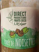 Puree de noisettes - Produit - fr