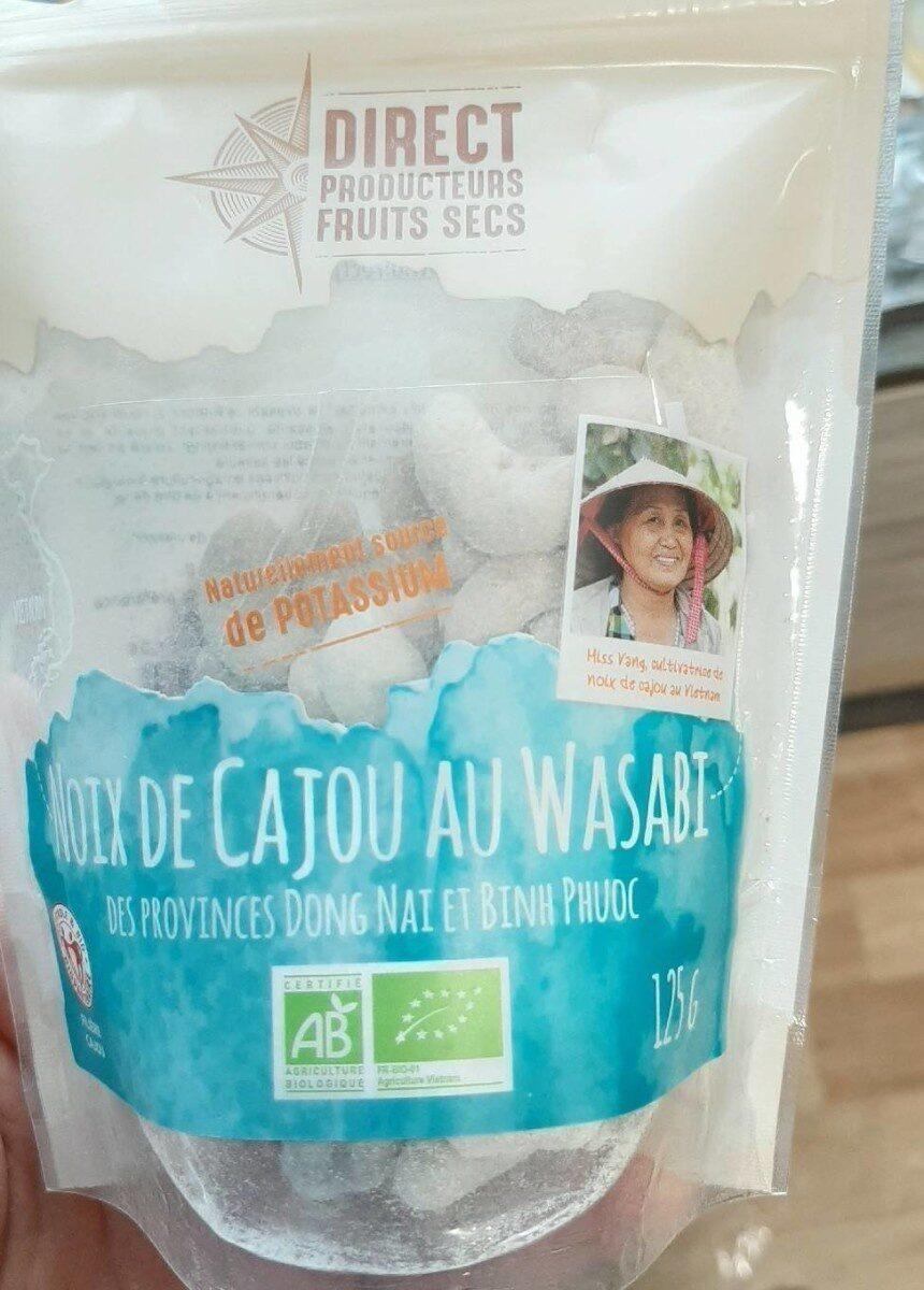 Noix de cajou au wasabi - Produit - fr