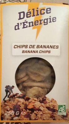 Chips de bananes - Product - fr