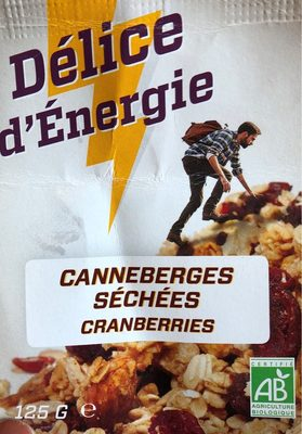 Canneberges Sechees - Product