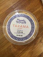 Tarama aux œufs de cabillaud et saumon sauvage - Product