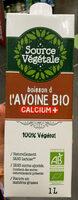 Boisson avoine calcium - Produit