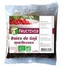 Goji moelleux Bio Fructivia - Sachet 200g - Product