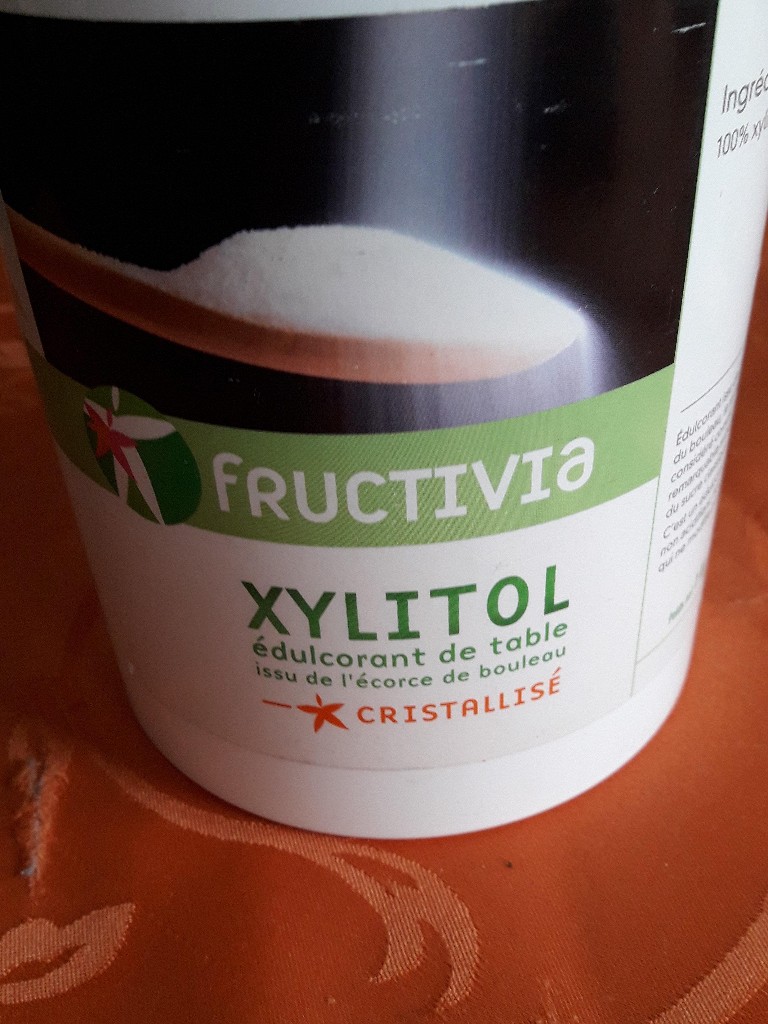 Fructivia Xylitol Cristallisé - Finlande - Pot - Produit - fr