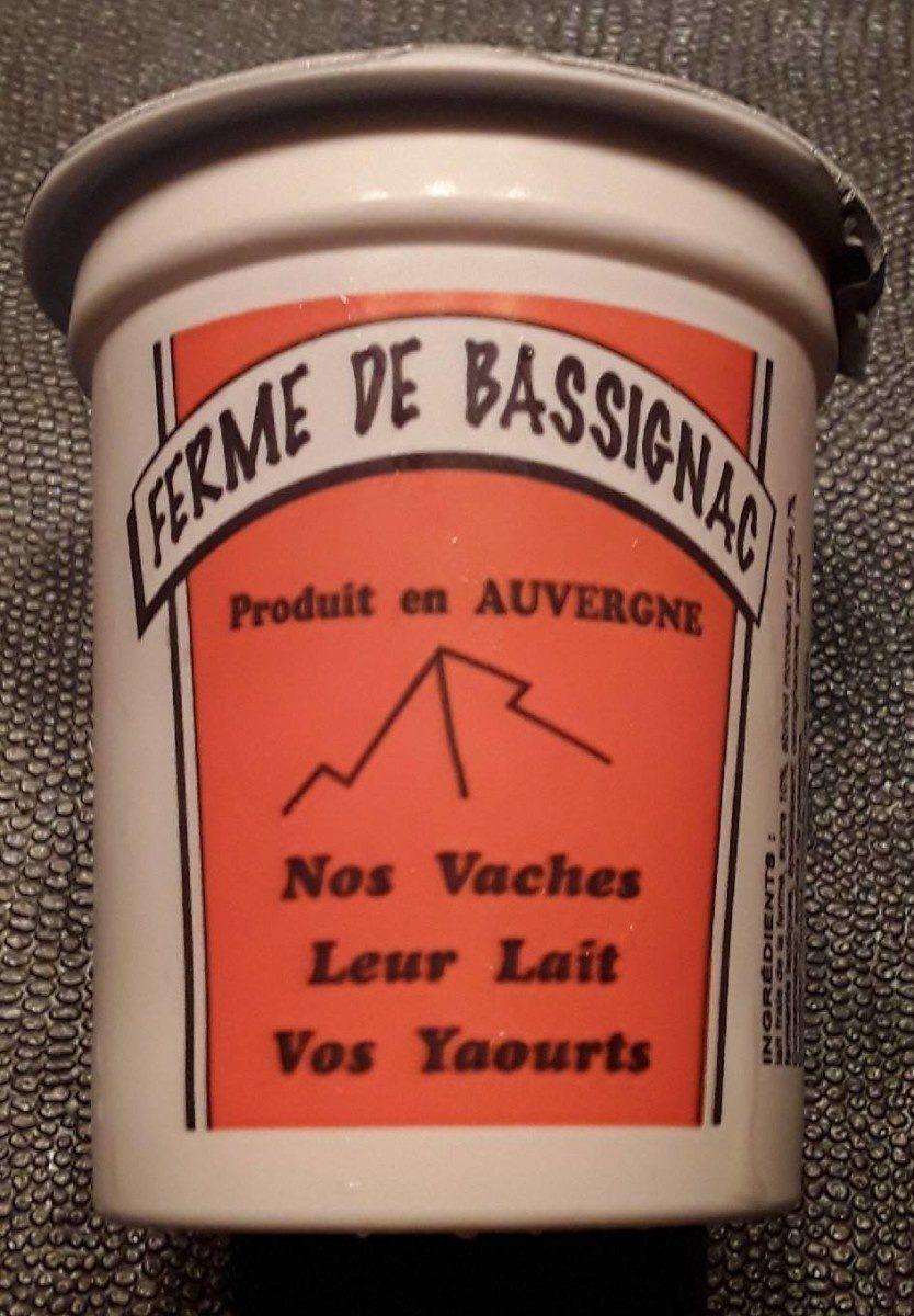 Yaourt Abricot - Product