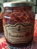 Confiture artisanale Framboise - Product